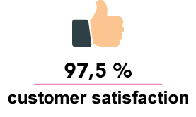 orsys customers satisfaction in 2016
