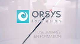 video presentation centre orsys RENNES